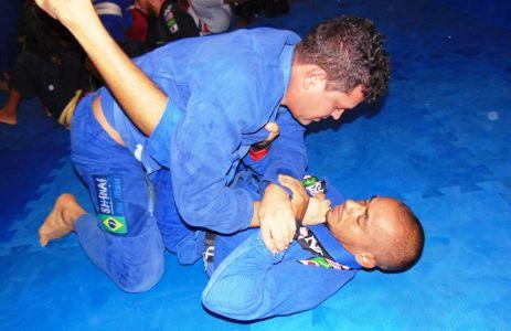 12_9 PTN: CT Jorge Monge recepciona equipe de Gandu em treino interativo de Jiu Jitsu