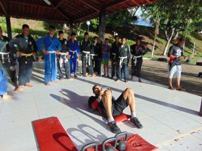 15_5 Academia de Artes Marciais em Gandu promove treinamento funcional