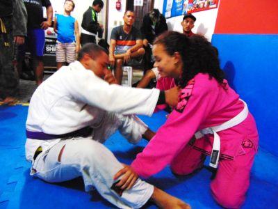 17_4 PTN: CT Jorge Monge recepciona equipe de Gandu em treino interativo de Jiu Jitsu