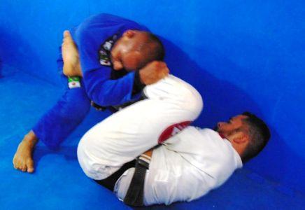19_4 PTN: CT Jorge Monge recepciona equipe de Gandu em treino interativo de Jiu Jitsu