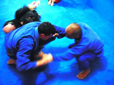 38 PTN: CT Jorge Monge recepciona equipe de Gandu em treino interativo de Jiu Jitsu