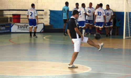 DSC06560 AGEUSP realizou o 1º Torneio Universitário de Futsal em Gandu