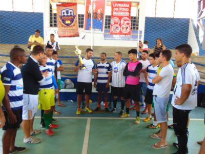 DSC06750 AGEUSP realizou o 1º Torneio Universitário de Futsal em Gandu