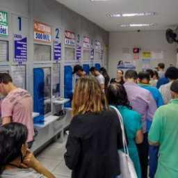 Mega-Sena acumula e pode pagar R$ 22 milhões nesta quarta-feira