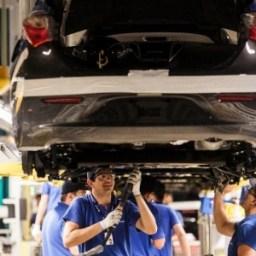 Brasil perde posições no ranking mundial de produção de carros