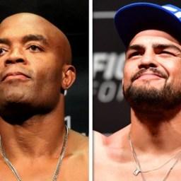 Gastelum anuncia acordo verbal para enfrentar Anderson Silva no UFC Rio