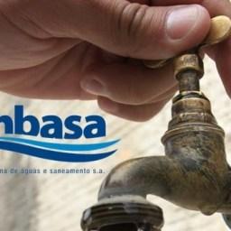 Conta de água será reajustada com base no IPCA