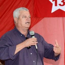 Everaldo Anunciação é reeleito presidente do PT na Bahia e prega unidade