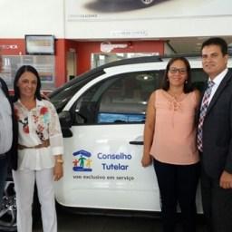 Deputado Ronaldo Carletto contempla cinco municípios com veículos zero km para o Conselho Tutelar