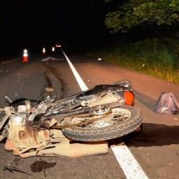 Engenheiro agrônomo morre após acidente de moto na BR-101