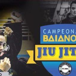 7ª Etapa do Campeonato Baiano de Jiu Jitsu. Dias 05 e 06/08 em Salvador/BA