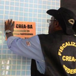 Crea pode autuar município por serviço prestado irregularmente pela prefeitura
