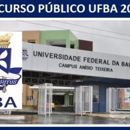 Inscrições de concurso com 222 vagas para servidores técnicos da UFBA são adiadas pela 4ª vez