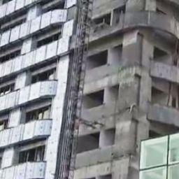 Operário morre ao instalar elevador em prédio de luxo em Salvador