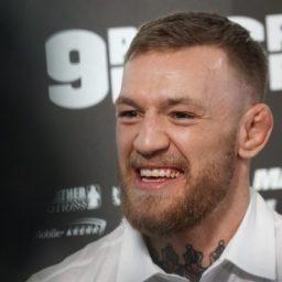 Próxima luta de McGregor pode acontecer ainda esse ano
