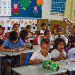Educação infantil no Brasil é responsabilidade dos municípios