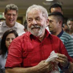 Lula desembarca em Salvador nesta semana