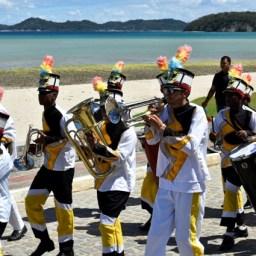 Fanfarras escolares intensificam ensaios para o desfile de 7 de Setembro