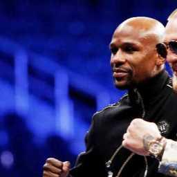 Floyd diz que 'pegou leve' com Conor por medo de causar lesão cerebral