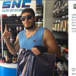 Peso-pesado brasileiro é flagrado no doping antes de estreia no UFC