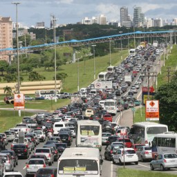 Salvador é a capital mais congestionada do Nordeste