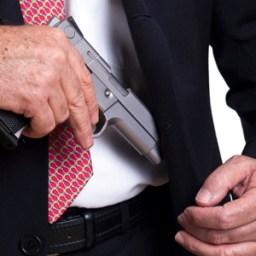 Porte de arma só pode ser concedido mediante comprovação de efetiva necessidade