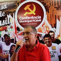 Everaldo Augusto é eleito presidente do PCdoB em Salvador