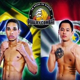 MMA: Qualify Combat será realizado em Salvador com disputa internacional de cinturão