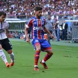 Bahia atropela o Corinthians e pula para 10º