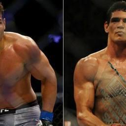 Cezar Mutante e Paulo Borrachinha trocam farpas e esquentam rivalidade no UFC