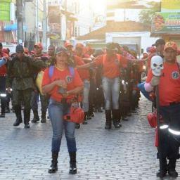 Gandu sediou o maior evento regional de resgate e salvamento