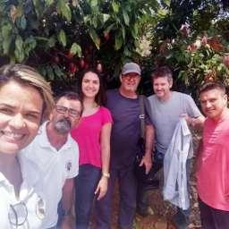 Globo Rural tira dúvidas de produtores na Biofábrica de Cacau