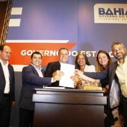 Governo celebra R$ 81 milhões em convênios com 187 municípios