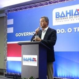 Governo da Bahia celebra convênios com 61 municípios