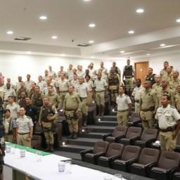 Polícia Rodoviária forma primeira turma do Curso de Ações Táticas