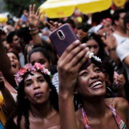 Transporte público foi utilizado por mais de 2,5 milhões de pessoas no Carnaval