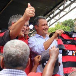 Via Expressa Paralela-Barradão é entregue na véspera do Ba-Vi