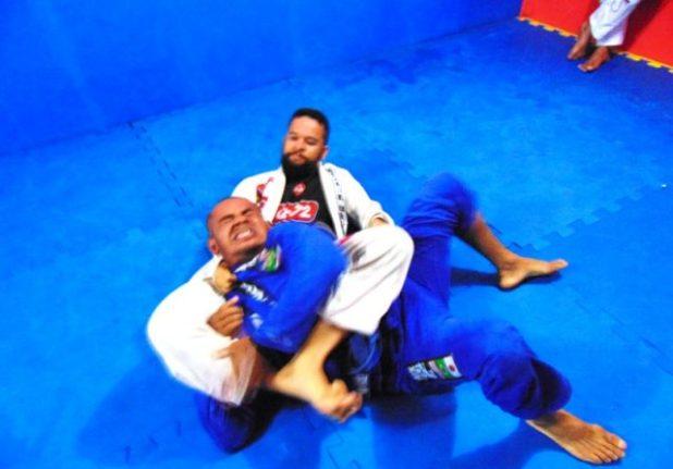21-e1520656838476 PTN: CT Jorge Monge recepciona equipe de Gandu em treino interativo de Jiu Jitsu