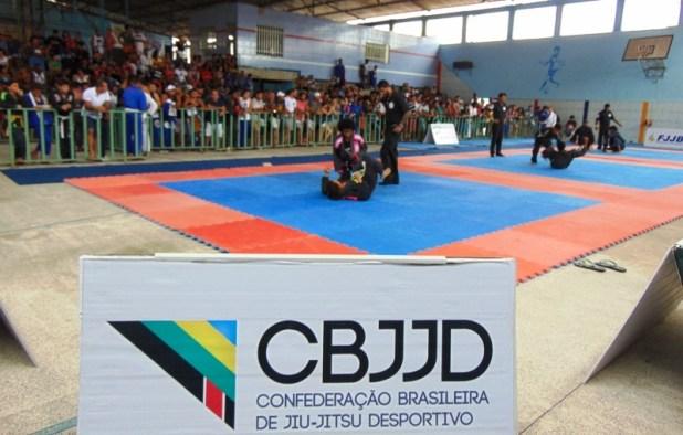 Melhores momentos do Campeonato Baiano de Jiu Jitsu em Itabuna
