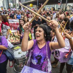 Escolas estaduais promovem atividades alusivas ao Dia Internacional da Mulher