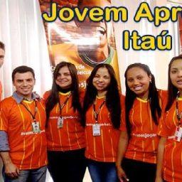 Jovem Aprendiz do Itaú contrata em média 4 pessoas por dia, veja os requisitos e como se cadastrar pela internet