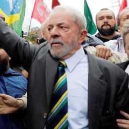 Defesa de Lula entrega ao TSE certidão criminal da Justiça de SP de 1ª instância