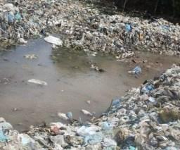 MP denuncia prefeitura de Cairu por lixão irregular