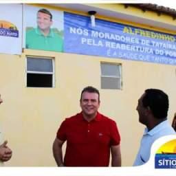 MPF aciona prefeito de Sítio do Mato (BA) por autopromoção em redes sociais e obras públicas