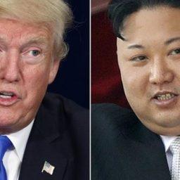 Trump diz que fará o possível para que reunião com Kim Jong-un seja bem-sucedida