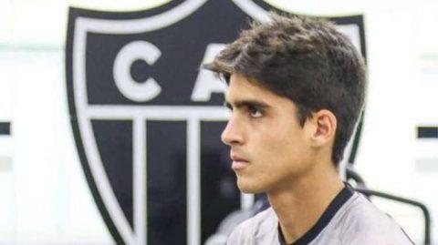 Bahia vende Gustavo Blanco ao Atlético-MG por R$ 1,2 milhão