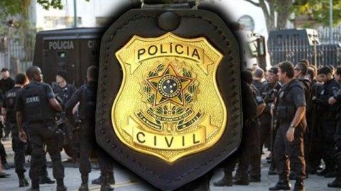 Governo publica edital de concurso público para delegado de Polícia Civil com salário de R$ 19,2 mil