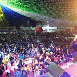 Mesmo com a crise, Prefeitura de Gandu realizou o São João e a festa superou as expectativas.