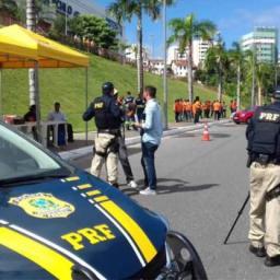 Operação conjunta reforça fiscalização nas estradas durante o São João