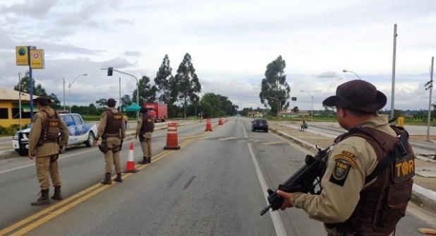 PM registra redução de 60% nos acidentes nas estradas